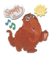 Scrapbook-Sticker-Snuffy