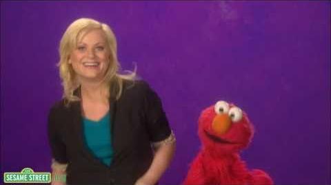Sesame Street Amy Poehler - Yoga