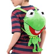 Posh paws backpack kermit 2014 2