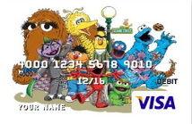 Sesame debit cards 35 cast