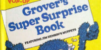Grover's Super Surprise Book