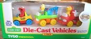 Tyco matchbox die-cast vehicle car sets 2