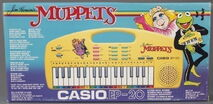 Casio muppets keyboard dance 1