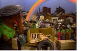 There's a Big Heap of Trash at the End of the Rainbow