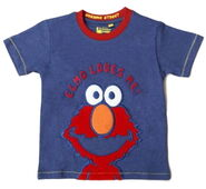 Fabric flavours elmo loves me