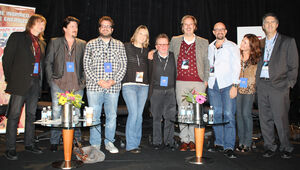 Film & TV Music Conference 2011 panel