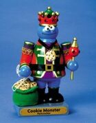 Kurt Adler cookie monster nutcracker