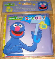 Bubble book colors grover