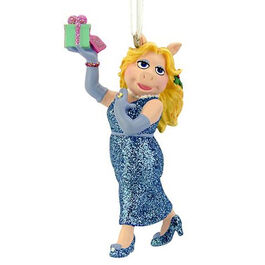 Hallmark 2013 miss piggy christmas ornament