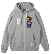 Pancoat hoodie p ernie