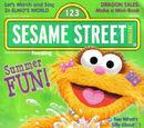 Sesame Street Magazine (Jul 2004)