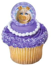 Decopac cupcake toppers piggy