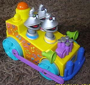 Motorettes-car
