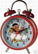 United labels german alarm clock
