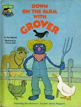 Down on the Farm with Grover