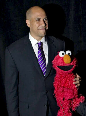 Cory Booker New Jersey Mayor