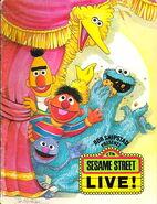 SESAME STREET LIVE MYSTERY COVER