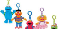 Sesame Street Backpack Buddies