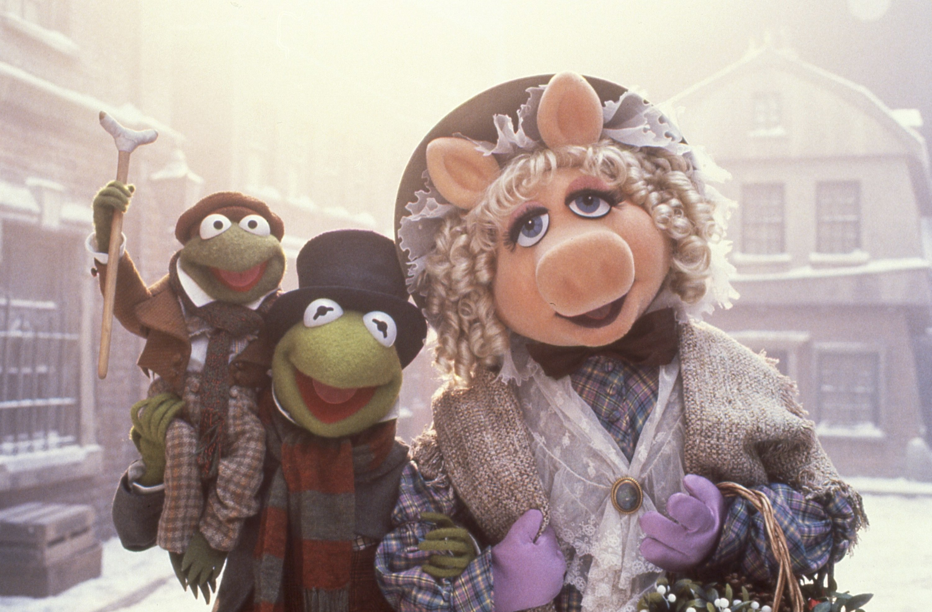 Image result for muppets christmas carol