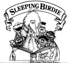 Sleeping Birdie