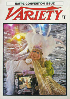 Variety - Of Muppets and Men