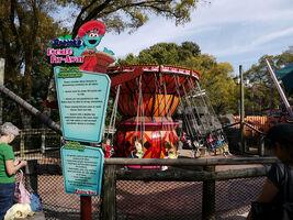 Busch gardens tampa bay 2010 sesame safari 46