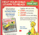 Sesame Street Book and Audio Sets Discography