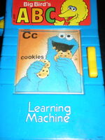 Big bird's learning machine 3