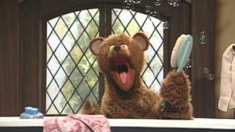 Sesame Street Baby Bear's Bath Song