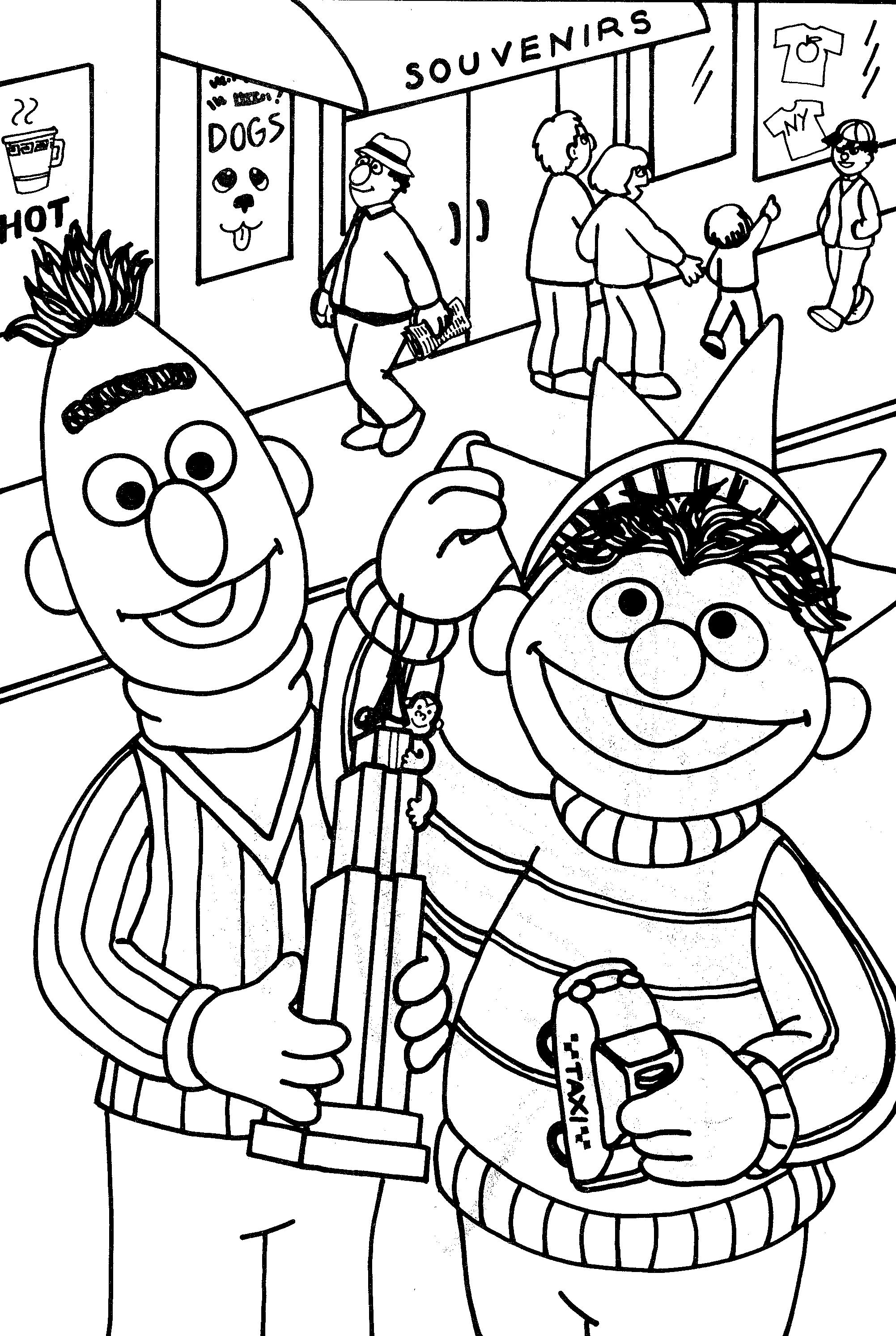 coloring pages new york coloring pages mycoloring free printable