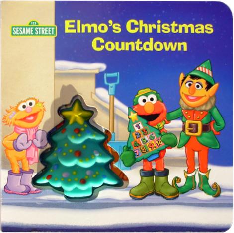 Elmo's Christmas Countdown (2009 book) | Muppet Wiki | FANDOM ...