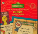 From My House to Your House: Notes to Color and Send