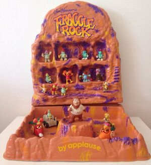 Fraggle Display