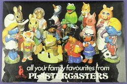 Puck toys plastercasters muppet figures 1