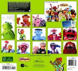 Muppet calendar 2013 b