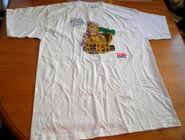 Murina 1996 dole bananas muppet treasure island mti t-shirt giveaway premium 2