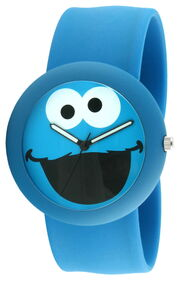 Viva time slap watch cookie monster