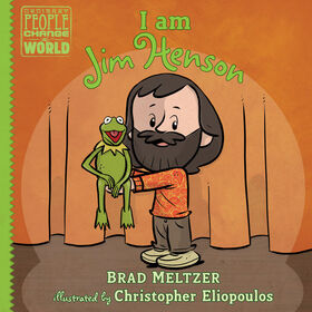 Book - I Am Jim Henson