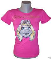 MissPiggy-DesignerShirt-Rhinestone-Strass
