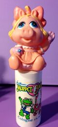 Avon 1985 muppet babies cologne w finger puppet tops 2