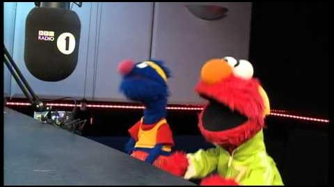 Elmo, Grover & Greg James sing Call Me Maybe!