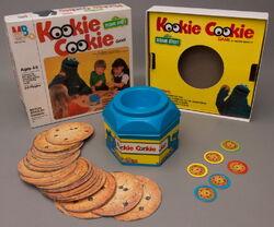 Milton bradley 1980 kookie cookie 1