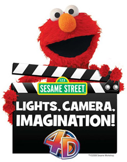Lights Camera Imagination 4D