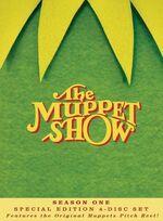 MuppetShowSeason1 DVD