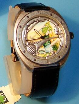 Genender kermit collection golf watch 1