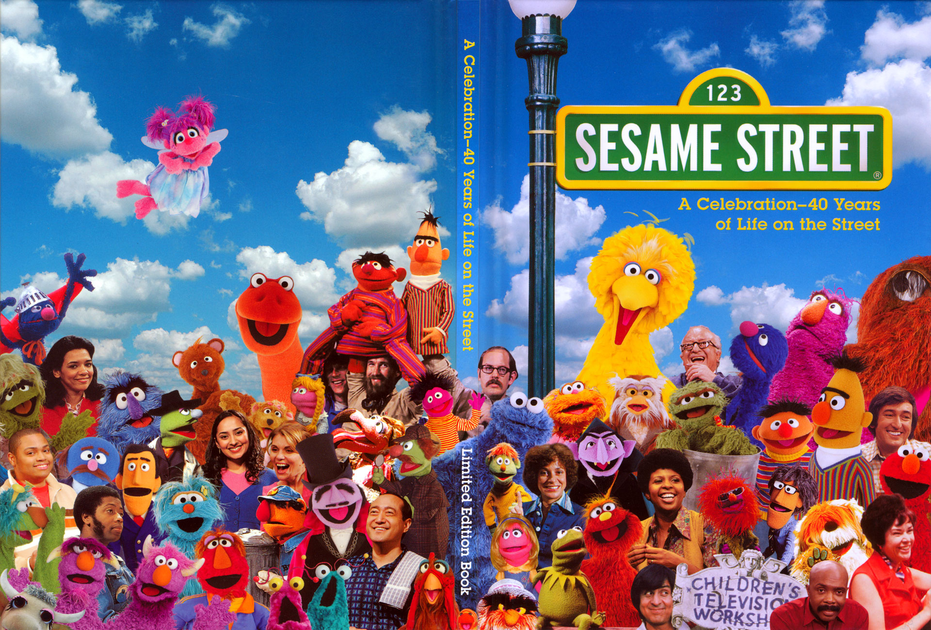 Image - Muppet wiki Behind the scenes Sesame Street Episode 3870 ...