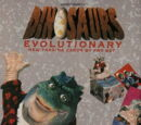 Dinosaurs trading cards