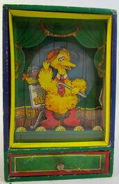 Gorham big bird wind-up dancing box 1