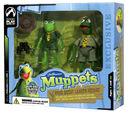 Frog Scout Leader Kermit Action Figure