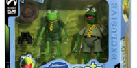 Frog Scout Leader Kermit Action Figure